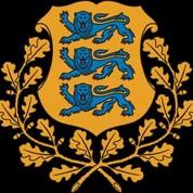 Armoiries de l'Estonie