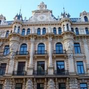 Architecture Art Nouveau à Riga